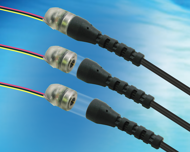 Magnetic connector options offer reliable connections and robust solutions for products demanding long life cycles