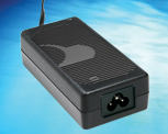 180 W, DoE Level VI & CoC Tier 2 Efficiency, Three Prong (C6) Inlet, Desktop Adapter, Ac-Dc Power Supply